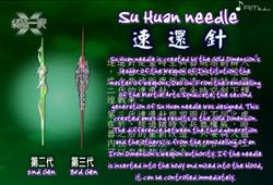 Su huan needle