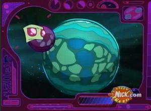 Stinks planet