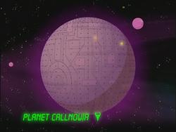 Planet Callnowia
