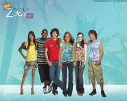Zoey101 wallpaper 3