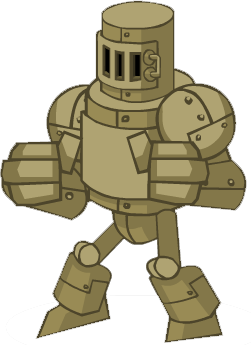 Boss SteamGolem