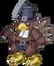 Thanks Giving Giant Turkey