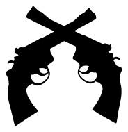 File:Crossed-gun-clipart-stock-illustration-25590854-guns-silhouette.jpg