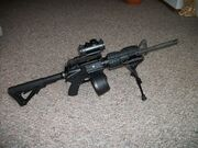 AR-15 model 3