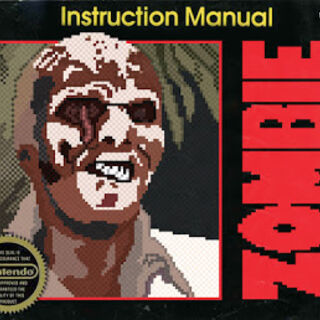Instruction Manual Front Cover