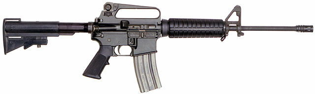 File:AR-15A2 Government Carbine.jpg
