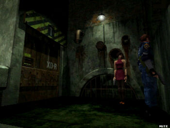 RE2 Sewers