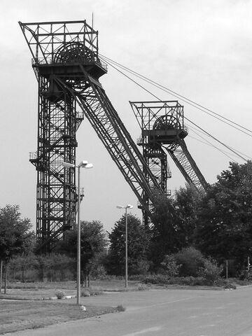 File:Auguste Victoria mine shafts, Marl.jpg