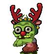Reindeer Zombie