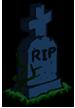 Blue Grave older
