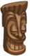Large Tiki Head