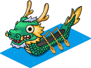 Small Dragon Boat