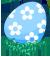 Big Blue Egg