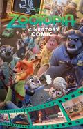 Zootopia Cinestory