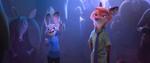Nick and Judy dancing