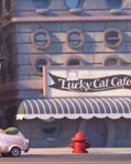 Lucky Cat Cafe