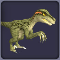 Utahraptor F