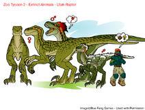 ZT2 EA - Utah Raptor