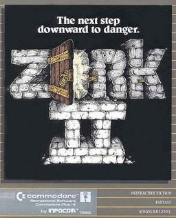 256px-Zork II box art