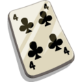 LuckyLoot Four of Clubs-icon