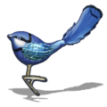 Ornaments Bluejay Ornament-icon