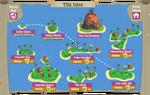 Tiki Isles map