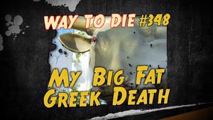 My Big Fat Greek Death
