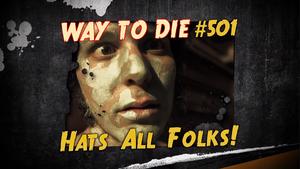 Hats All Folks!