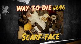 Scarf-face