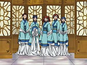 Group of Nyosen
