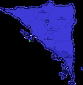 Sui Province of Tai