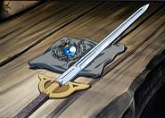 Youkos sword n table