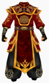 Guanyin-dragon sky armor-male