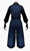 Fujin-northern wind robe-male-back