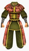 Guanyin-apricot robe-male