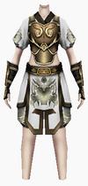 Fujin-devil king armor-female