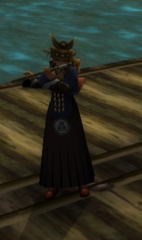 Flute witch