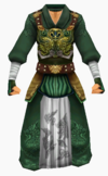 Guanyin-bamboo forest armor-male