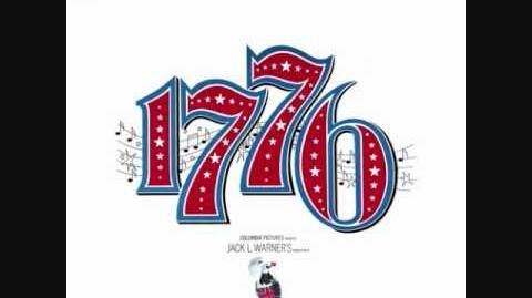 But Mr. Adams - 1776 (Original Motion Picture Soundtrack)