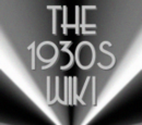 The 1930s Wiki