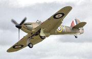 Hurricane mk1 r4118 fairford arp
