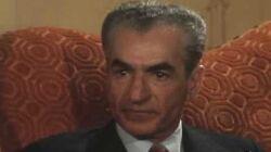 Shah Of Iran Critisizing Britain