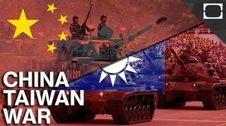 What if China and Taiwan Went To War?-0