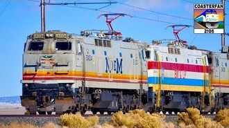 Electric Trains Galore!