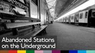 Abandoned Tube Stations (Pt.1)