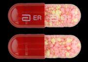 000719lg Enteric coated erythomycin