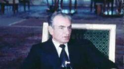 IRAN SHAH INTERVIEW 1978 مصاحبه با پادشاه ایران