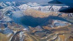 Bingham Canyon Copper Mine