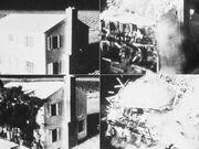 House 1953 Nevada Nuclear Test 5 psi
