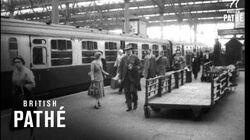 The Rail Strike Ends AKA Rail Strike Ends (1955)